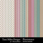 Persistence Extra Paper Pack-$3.99 (Tami Miller)