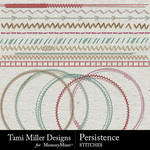 Persistence Stitches Pack-$2.99 (Tami Miller)