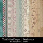 Persistence Paper Pack-$4.99 (Tami Miller)