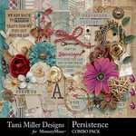Persistence Combo Pack-$8.99 (Tami Miller)