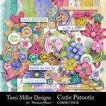 Cutie Patootie Combo Pack-$8.99 (Tami Miller)