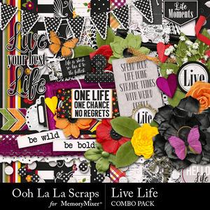 Live life kit medium