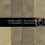 Paper Perfection Volume 6-$4.00 (Karen Lewis)