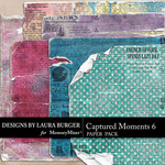 Captured Moments Torn Paper -$4.99 (Laura Burger)