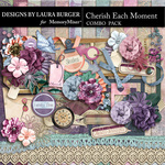 Cherish Each Moment Combo Pack-$9.99 (Laura Burger)