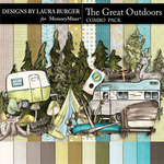 The Great Outdoors Combo Pack-$4.99 (Laura Burger)