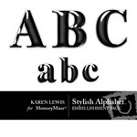 Stylish alphabet small