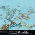 Ocean Bliss Scatters-$4.19 (Laura Burger)
