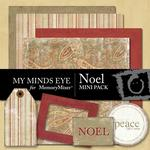 Noel Mini Pack-$2.00 (My Minds Eye)