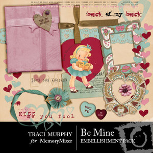 Tracimurphy bemine elements medium