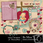 Be Mine Embellishment Pack TM-$2.99 (Traci Murphy)
