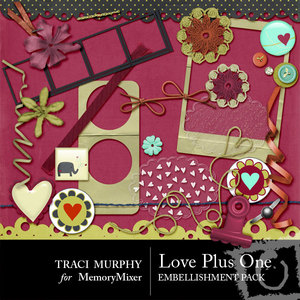 Tracimurphy loveplusone elements medium