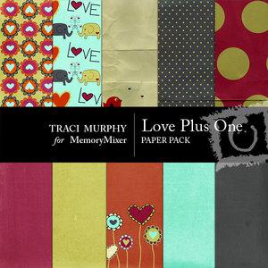 Tracimurphy loveplusone papers medium