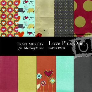 Tracimurphy loveplusone papers medium