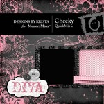 Cheeky QuickMix-$2.39 (Designs by Krista)