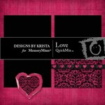 Love QuickMix-$5.00 (Designs by Krista)