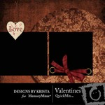 Valentines QuickMix-$5.00 (Designs by Krista)