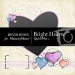 Bright Heart QuickMix-$7.00 (Bevin Dunn)