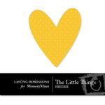 The Little Things February Freebie-$0.00 (Lasting Impressions)