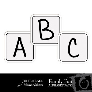Family fun alpha medium