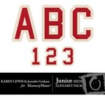 Junior Red Alphabet Pack-$1.50 (Karen Lewis)