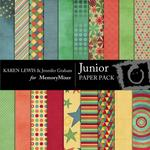 Junior Paper Pack-$6.50 (Karen Lewis)