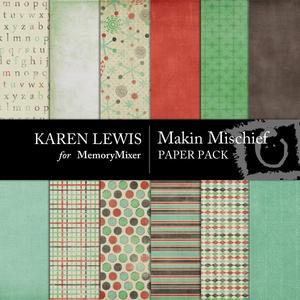 Makin mischief pp kl medium