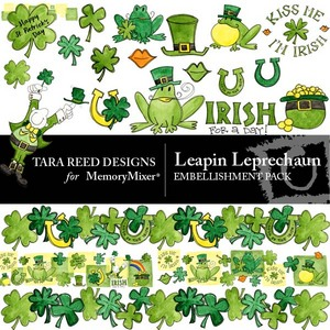 Leapin leprechaun medium
