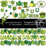 Leapin Leprechaun Embellishment Pack-$3.00 (Tara Reed Designs)