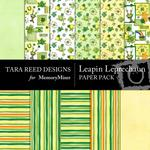 Leapin Leprechaun Paper Pack-$1.99 (Tara Reed Designs)