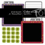 Color of Life QuickMix-$5.00 (Julie Klaus)