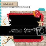 Color of Music QuickMix-$4.00 (Julie Klaus)