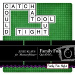 Family Fun QuickMix-$4.00 (Julie Klaus)