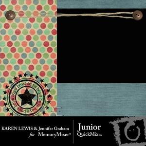 Junior qm medium