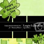 Leapin Leprechaun QuickMix-$2.00 (Tara Reed Designs)