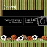 Play Ball QuickMix-$3.99 (Tara Reed Designs)