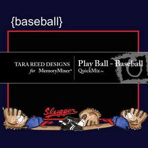 Play ball baseball qm medium
