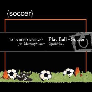 Play ball soccer qm medium