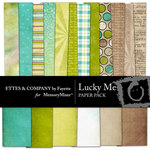 Lucky Me Paper Pack-$4.00 (Fayette Designs)