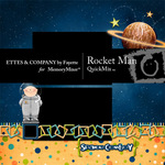 Rocket Man QuickMix-$2.00 (Fayette Designs)