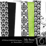 My Story Paper Pack-$3.99 (Ettes and Company by Annette)
