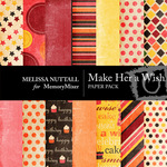 Make Her a Wish Paper Pack-$4.00 (Melissa Nuttall)