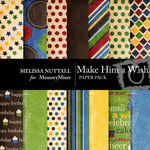 Make Him a Wish Paper Pack-$4.00 (Melissa Nuttall)