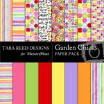 Garden Chick Paper Pack-$1.99 (Tara Reed Designs)
