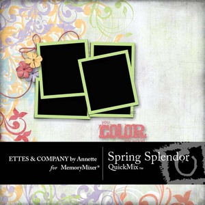 Spring splendor qm medium