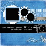 Winter Wonder QuickMix-$5.00 (Ettes and Company by Annette)