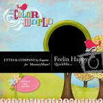 Feelin Happy QuickMix-$6.00 (Ettes and Company by Fayette)