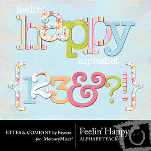 Feelinhappyalphabet-medium