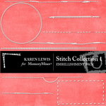 Stitch Collection 1 Embellishment Pack-$2.50 (Karen Lewis)