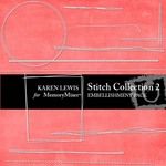 Stitch Collection 2 Embellishment Pack-$2.50 (Karen Lewis)